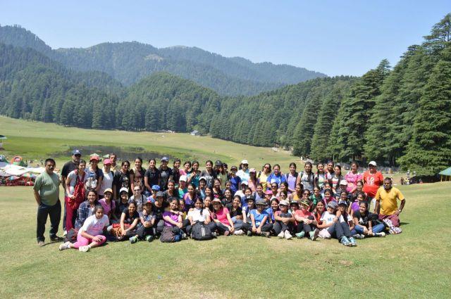 Kids Camp at Dharamshala