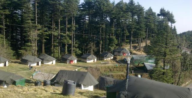 Camping In Kanatal Mussoorie