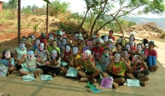 Kids Camp at Bougon Villa