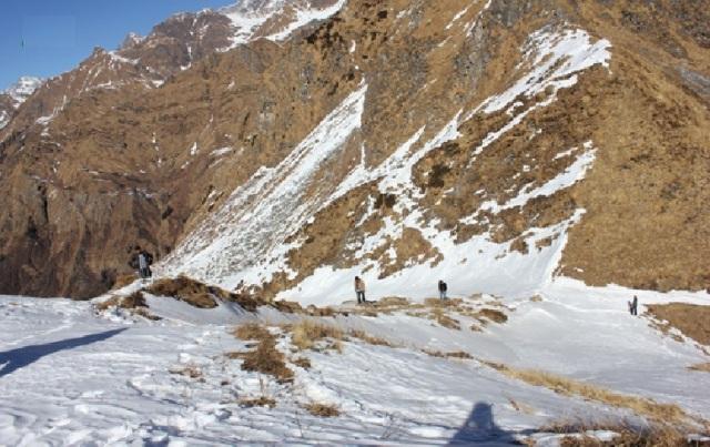 Dodital Darwa Pass trek
