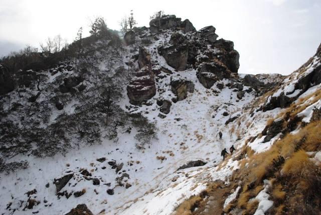 Kuari Pass