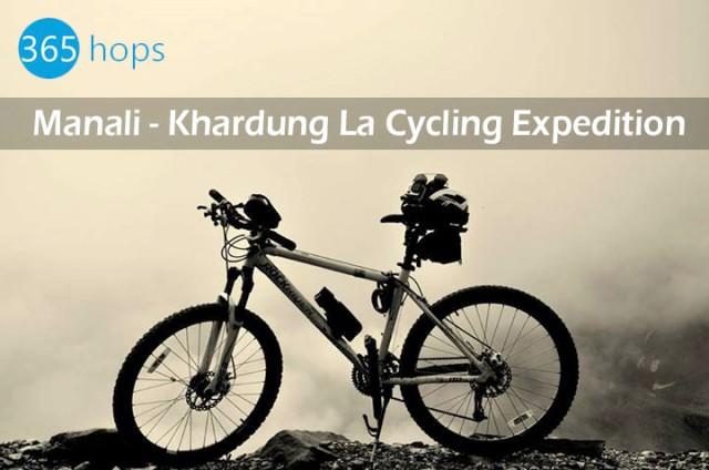 Manali Leh Cycling Expedition