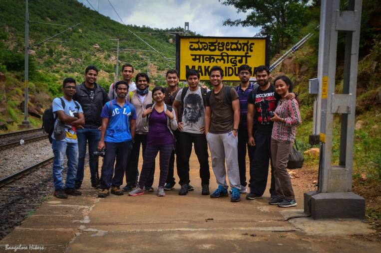 Makalidurga Night Trek